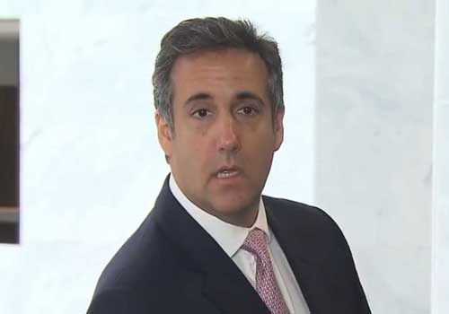 Trump's Former Lawyer Sentenced to Three Years in Federal Court
