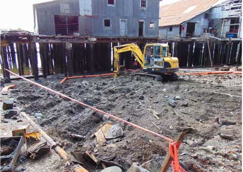 Unified Command Ends Response Efforts at Port William Oil Spill Site
