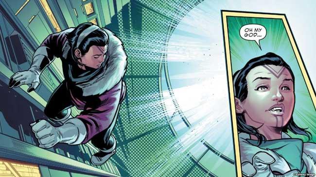 Marvel Comics Introduces Indigenous Superhero
