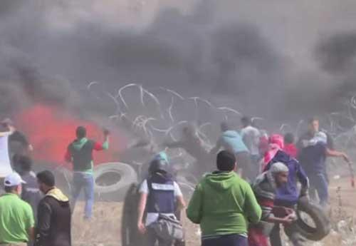 US Embassy Opens in Jerusalem Despite Deadly Gaza Protests