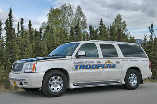 Soldotna Man Saved from the Elements after Fleeing from Troopers near Sprit lake