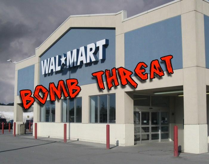 Alaska Walmarts Target of Two Bomb Threats in Two Days