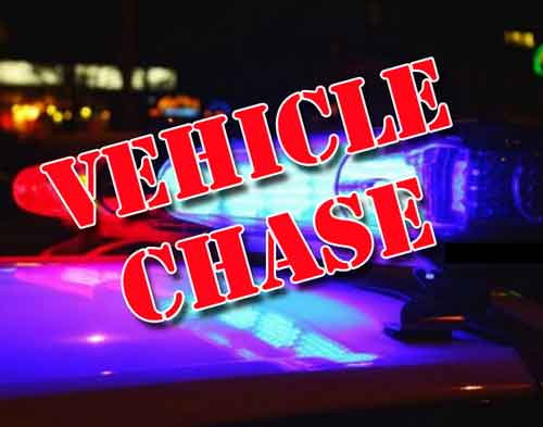 Nikiski Man Wanted for Armed Robbery Gives Troopers the Slip in Car Chase, Arrested Next Day