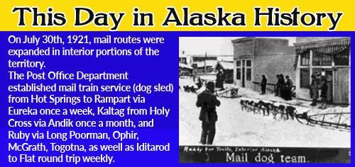 July 30th, 1921