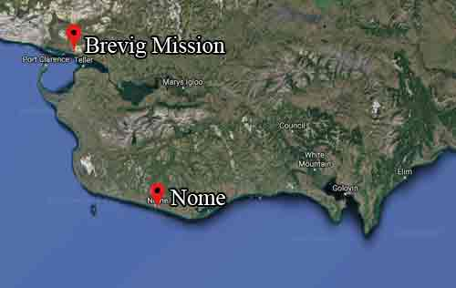 UPDATE: Search Successful in Finding Brevig Mission Travelers