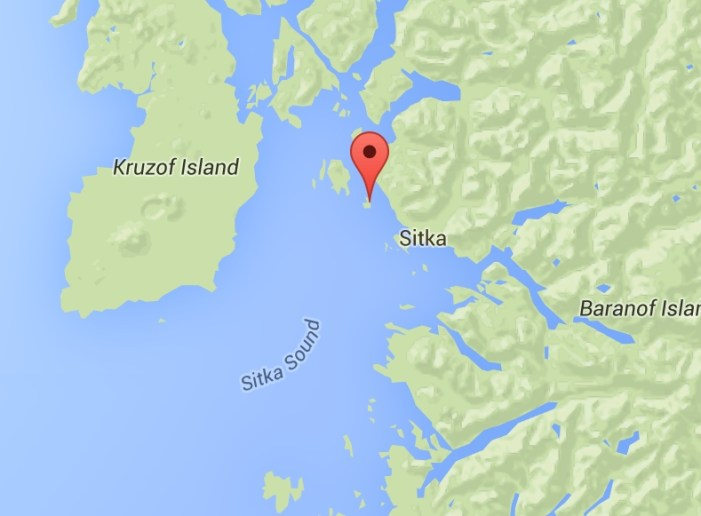 Search Suspended for Sitka Man Reported Missing Thursday