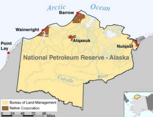 NPR-A Oil and Gas Lease Sale Generates $18.8 Million
