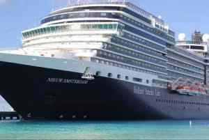Cruise ship Nieuw Amsterdam. Image-Jonathan Palombo/Nieuw Amsterrdam