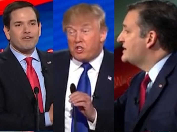 Contenders Trade Jabs at Thursday Texas Republican Debate