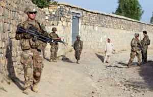 U.S. troops in Afghanistan. Image-DoD