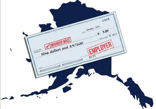 Alaska minimum wage to remain unchanged in 2022