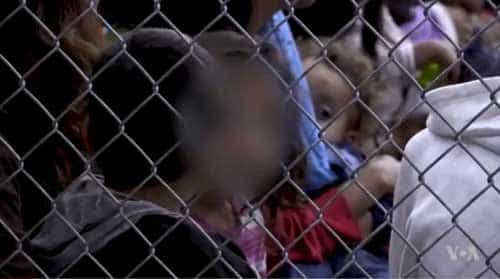 Recording of Screaming Children at Border Released