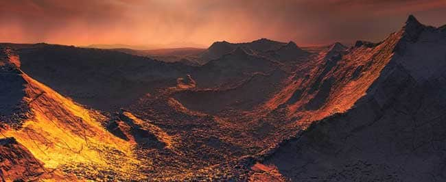 The nearest single star to the Sun hosts an exoplanet at least 3.2 times as massive as Earth — a so-called super-Earth. One of the largest observing campaigns to date using data from a world-wide array of telescopes, including ESO's planet-hunting HARPS instrument, have revealed this frozen, dimly lit world. The newly discovered planet is the second-closest known exoplanet to the Earth. Barnard's star is the fastest moving star in the night sky.