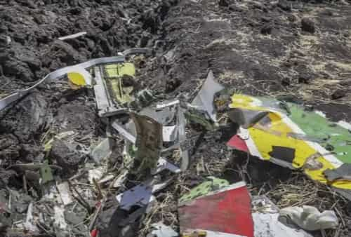 Black Box Recovered from Crashed Ethiopian Jet