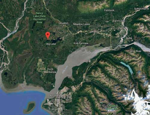 Anchorage Man Charged with DUI, Manslaughter in Saturday's Fatal Flat Lake Boating Collision