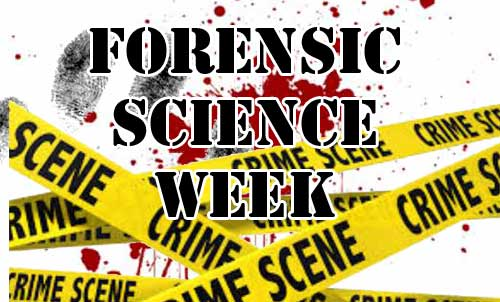 Alaska Department of Public Safety Celebrates National Forensic Science Week