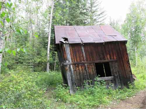 Alaska Structures Crumble without Us