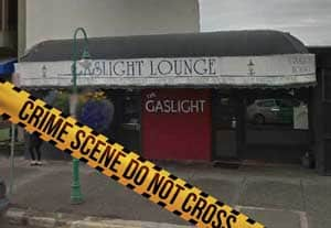One Arrested in Saturday Gaslight Lounge Shooting