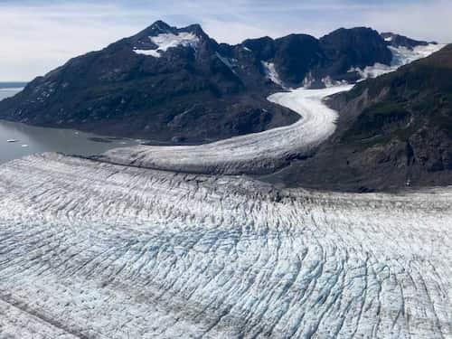 A Decade of Exploring Alaska's Mountain Glaciers