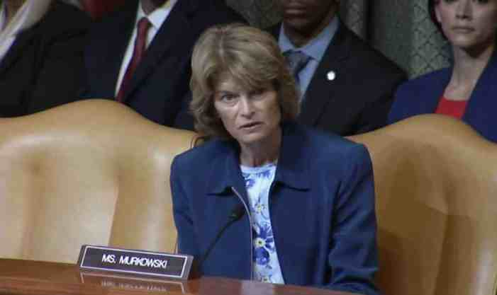 Murkowski Urges Administration to Stay Engaged in Arctic