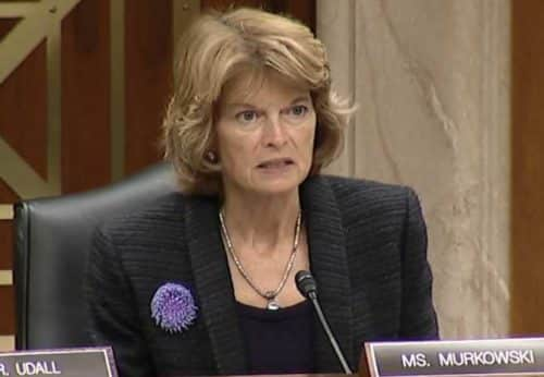 Murkowski Votes in Favor of Bipartisan Budget Deal