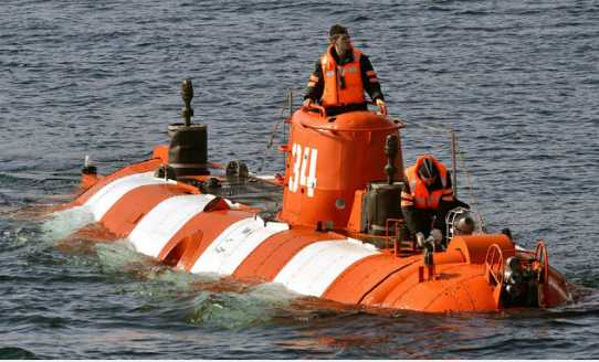 Fire on Russian Submersible Kills 14