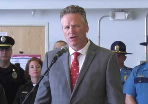 Governor Dunleavy Signs Crime-Fighting Legislation Into Law