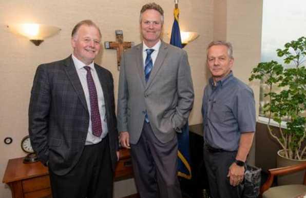 Governor Dunleavy Announces Senior Staff Change