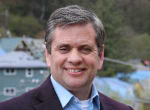 Representative Chris Tuck. Image Twitter