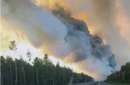 FEMA Authorizes Federal Funds to Help Fight Alaska's McKinley Fire
