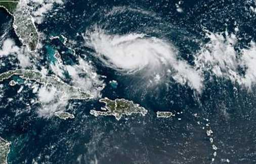 Dorian 'Extremely Dangerous' As It Nears Bahamas, Florida