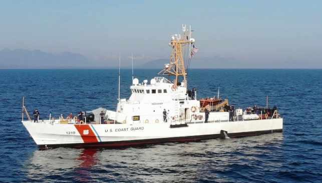 Coast Guard Member Found Deceased Inside Valdez Residence, Saturday