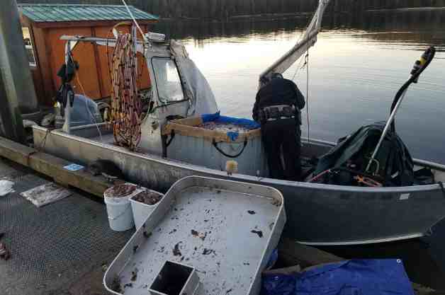 Southeast Man Sentenced for 2017 Illegal Commercial Diving Case