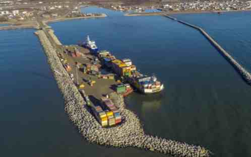 Corps Seeking Public Comments on Draft Port of Nome Study