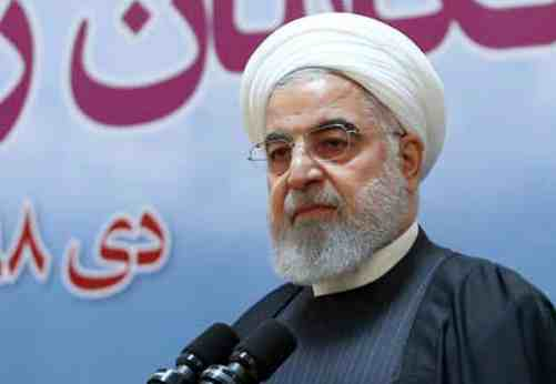 Calling for End to 'Economic War,' Rouhani Says Iran Will Rejoin Nuke Deal If Biden Agrees