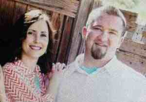 Kristy Manzanares, and her husband, Kenneth Manzanaras, who was convicted of her murder. Image-FB Profiles