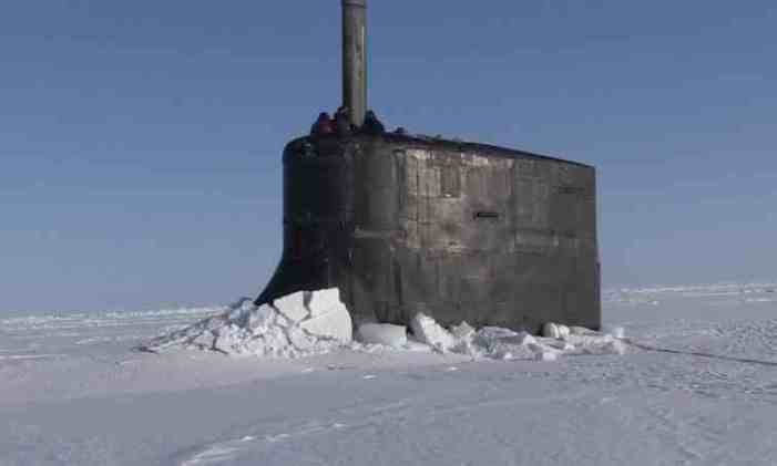 U.S. Navy Kicks Off ICEX 2020