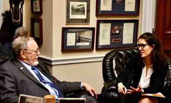 Congressman Don Young Invites Alaskans to Join Him in Thanking Dr. Anne Zink