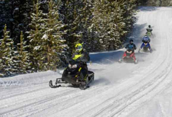 All Areas of Denali National Park and Preserve are Closed to Snowmobile Use Due to Inadequate Snow Cover