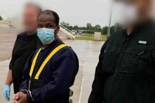 ICE Removes Liberian Security Forces Commander