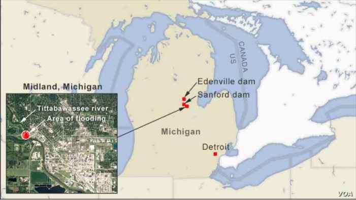 Michigan Governor Vows Legal Action After Devastating Floods