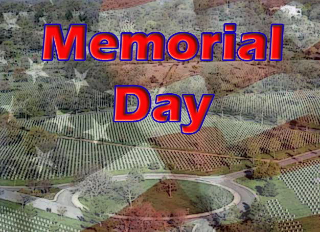Have a Safe Memorial Day!