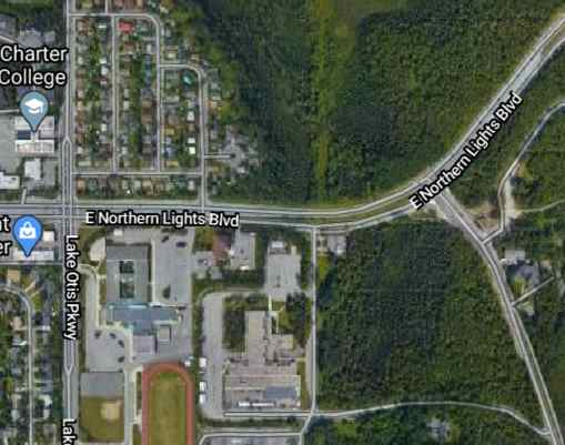 Northern Lights Boulevard 30-day closure for creek culvert replacement project