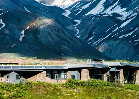 Denali Looks to Increase Visitor Services During Winter and Shoulder Seasons