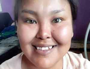 Angelina Chunak of New Stuyahok. Image-FB profiles
