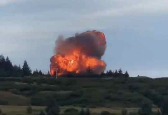 Astra Rocket Crashes to Ground after Brief Kodiak Island Launch on Friday