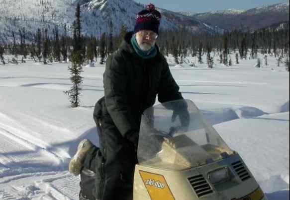 Goodbye to a Raffish Glacier Scientist