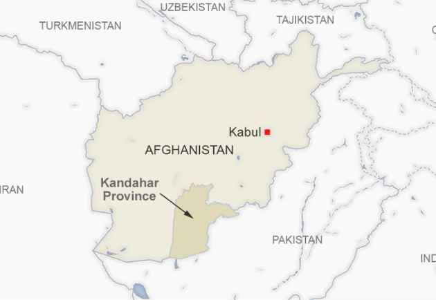 US Confirms Airstrike on Afghan Taliban Amid Peace Talks