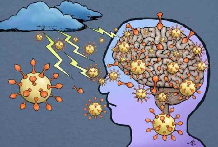 Research strongly suggests COVID-19 virus enters the brain