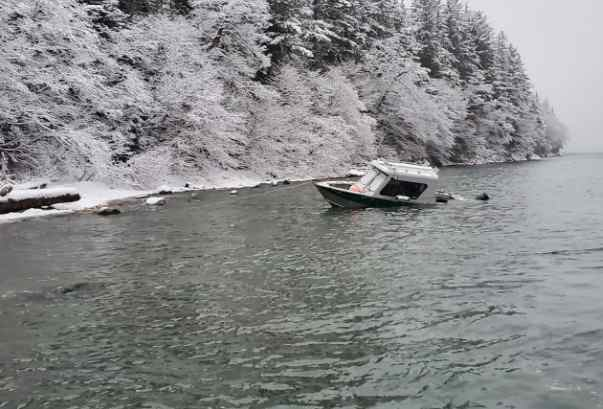 Coast Guard Rescues Three Stranded near Juneau